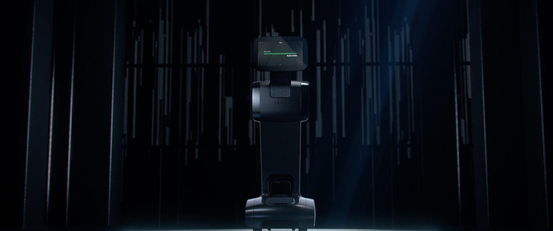 设计家用机器人