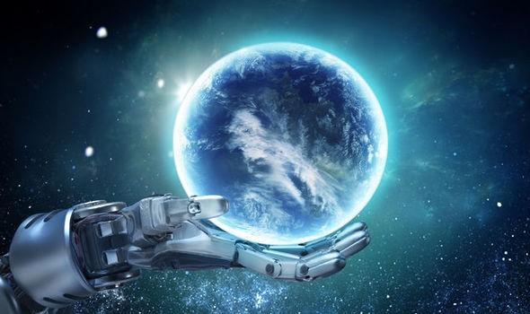 接管世界的不是机器人,而是高科技工作者