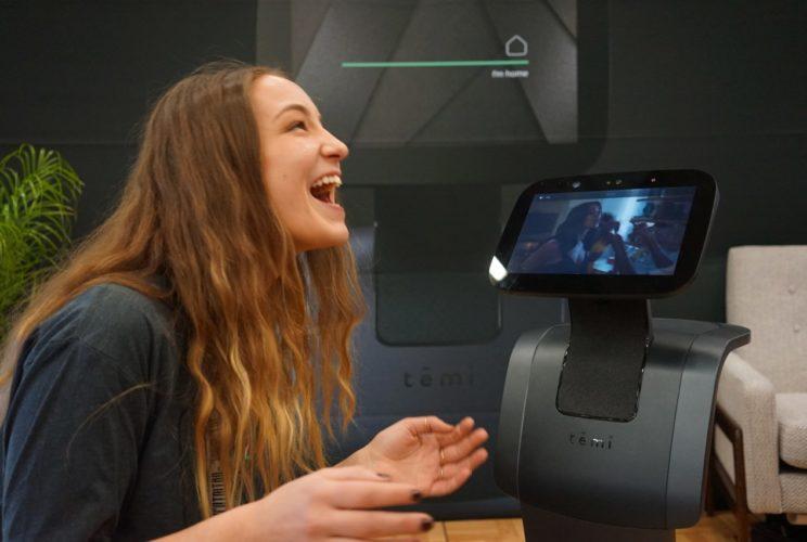 temi personal robot SXSW 2018