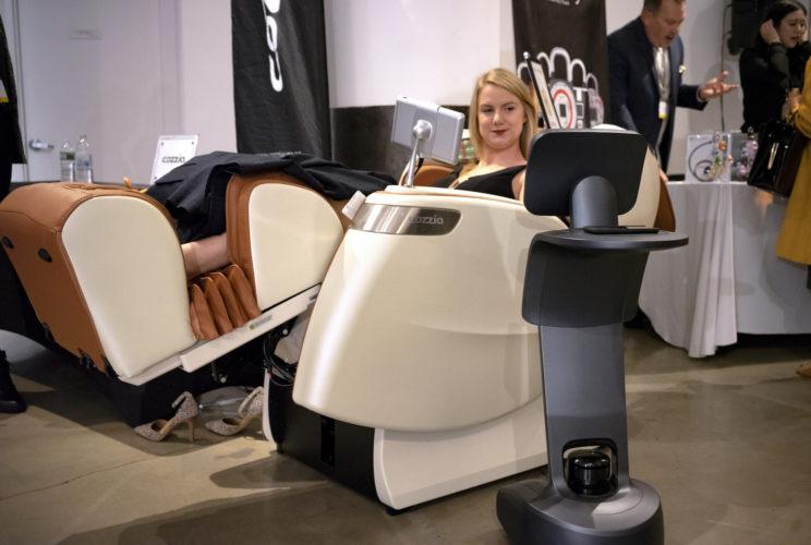temi massage chair