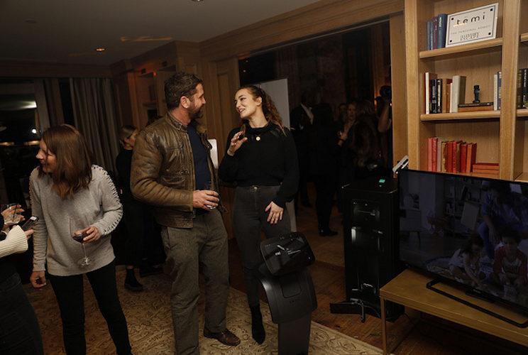 temi at Sundance's Luxury Escape