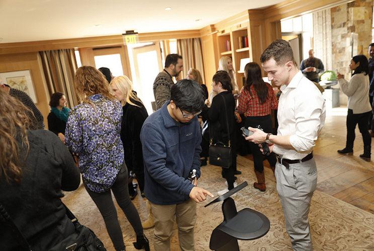temi at Sundance's Luxury Escape 2019