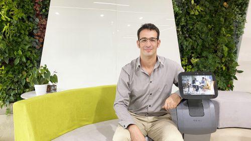 专访temi创始人Gal Goren:打造拥有更完美用户体验的服务机器人