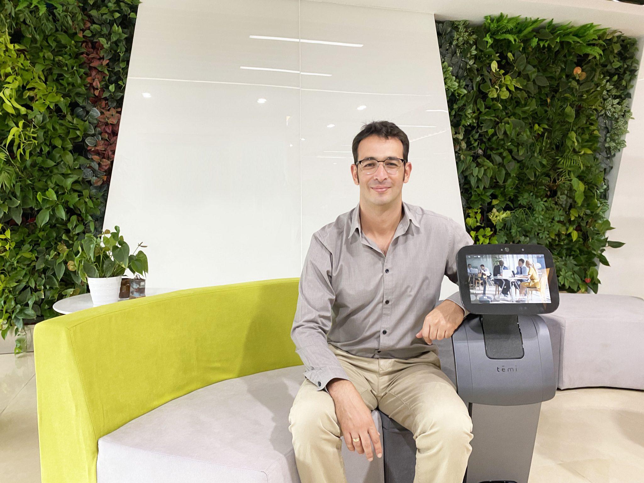 专访Gal Goren:打造拥有更完美用户体验的服务机器人